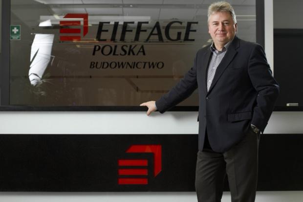 Eiffage suchą nogą przeszedł kryzys w Polsce i chce się umacniać