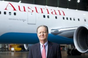 Prezes Austrian Airlines: przy restrukturyzacji potrzebne wsparcie załogi