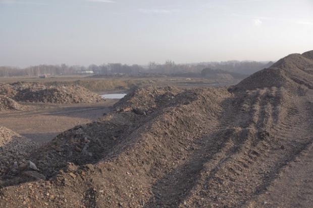 W Polsce może w przyszłości zabraknąć kruszyw budowlanych