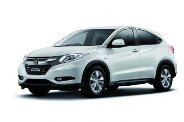 Nowy SUV Hondy - Vezel - na razie tylko w Japonii
