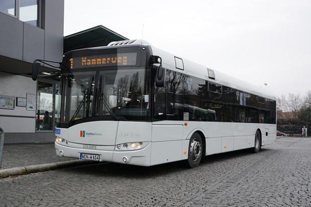 Pierwsze Solarisy Euro 6 na niemieckim rynku