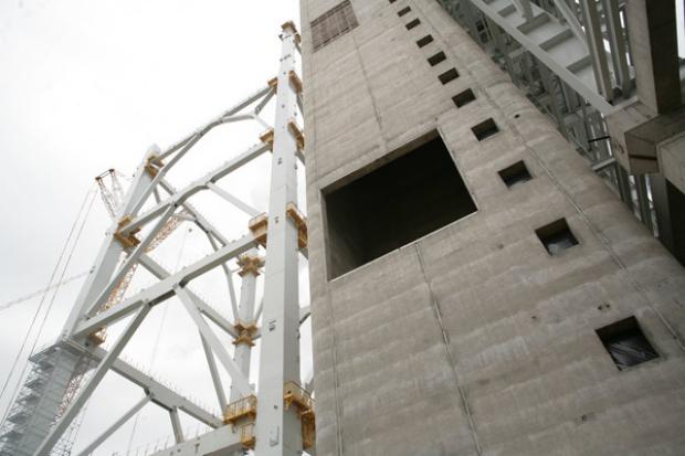Tauron i KGHM zawiesiły budowę bloku w Blachowni