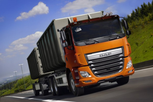 DAF rozwija nowe serie CF i XF Euro 6