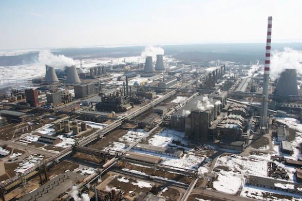Grupa Azoty Puławy ma gaz na 2014