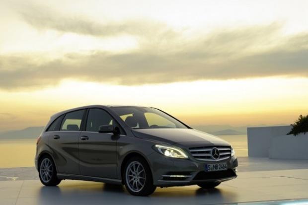 Mercedes-Benz: milion sprzedanych modeli Klasy B