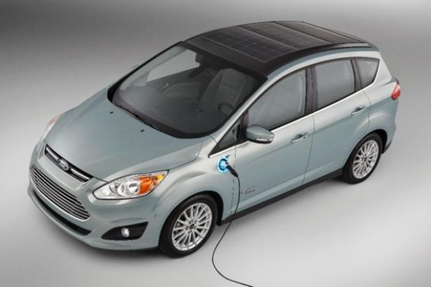 """Ford proponuje """"słonecznego"""" C-Max'a"""