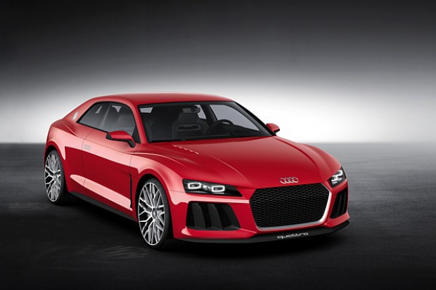 Audi: oto quattro przyszłości