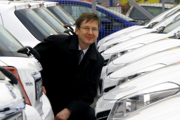 Nowicki, Toyota: napęd hybrydowy przestał być drogą ekstrawagancją