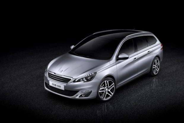 Peugeot przygotował odmianę kombi modelu 308
