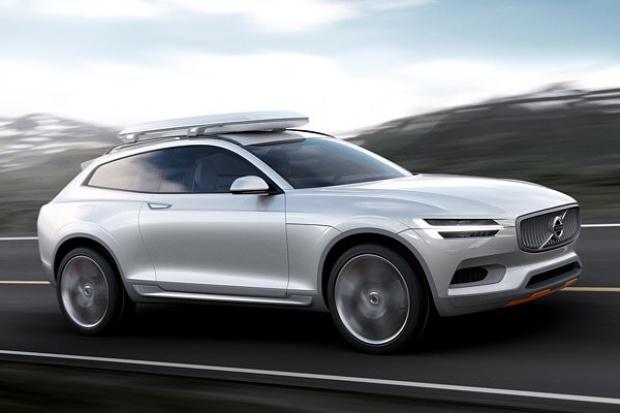 Volvo przedstawia nową koncepcję XC Coupé