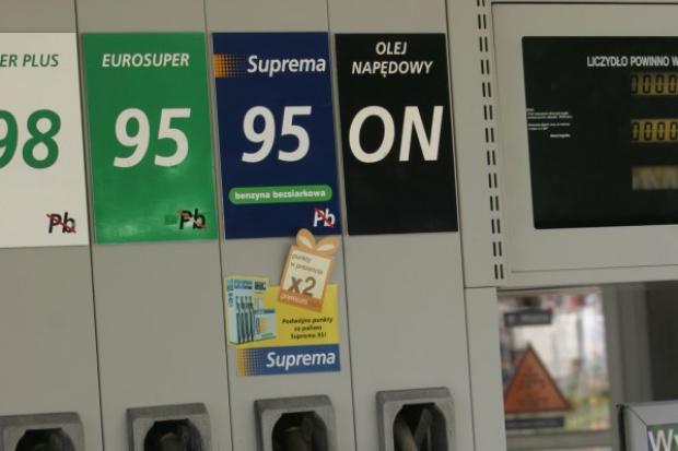 Niskie marże duszą sprzedawców paliw