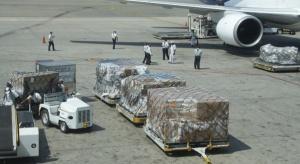 Umiarkowane ożywienie powietrznego cargo