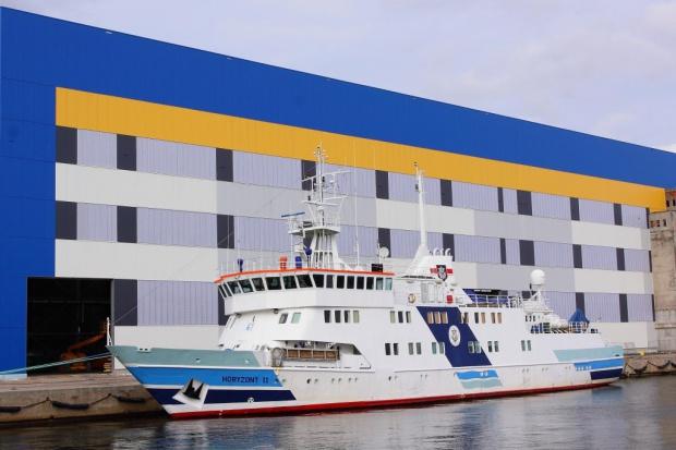Vistal Gdynia w nowej hali