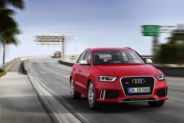 Znowu więcej Audi
