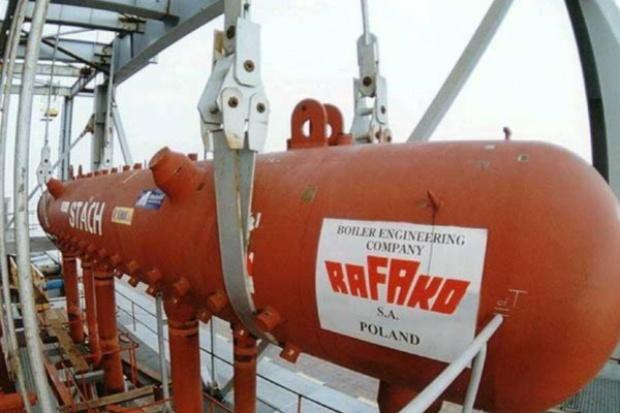 Rafako: wniosek o upadłość spółki został wycofany
