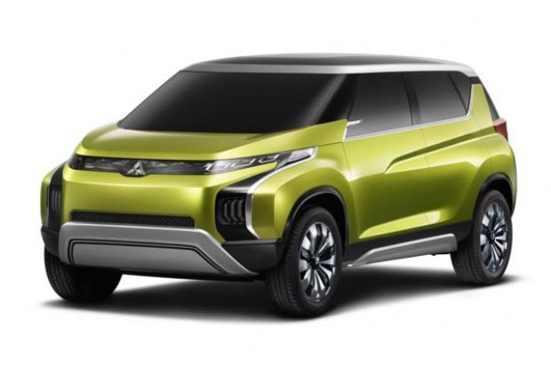 AR czyli nowy pomysł Mitsubishi