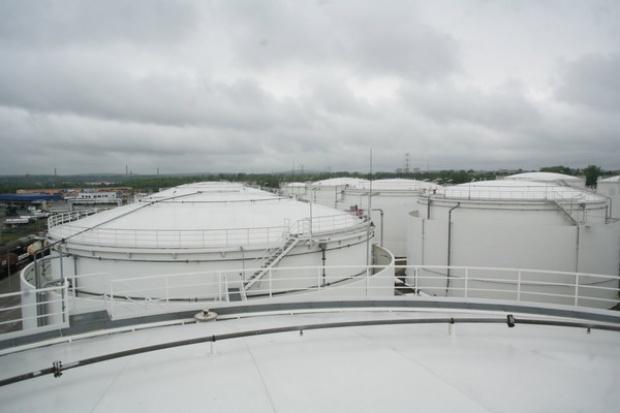 Rząd przyjął projekt ustawy o zapasach ropy naftowej