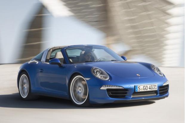 Porsche 911 Targa czyli powrót legendy