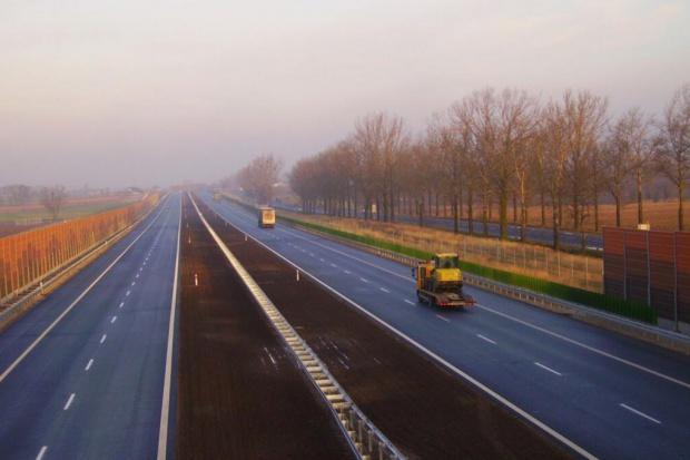 Na wiosnę autostrada A1 wydłuży się o 19 km