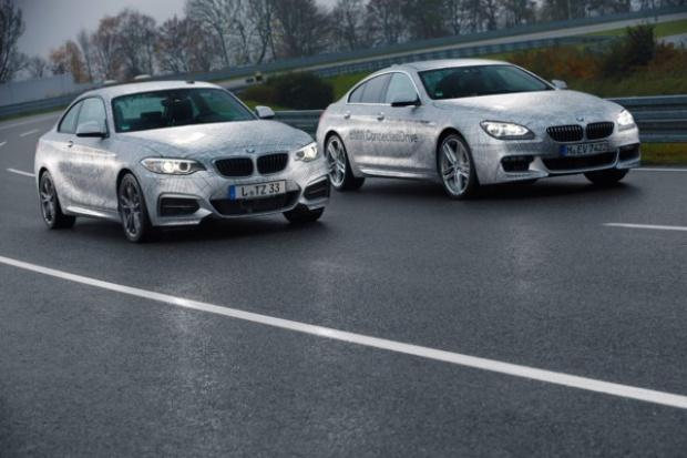 """BMW coraz bliżej """"inteligentnych"""" pojazdów"""