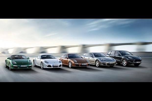 Porsche notuje historyczny wynik