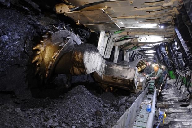 Górnictwo (szczególnie) wysokiego ryzyka