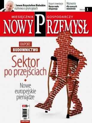 Nowy Przemysł 01/2014