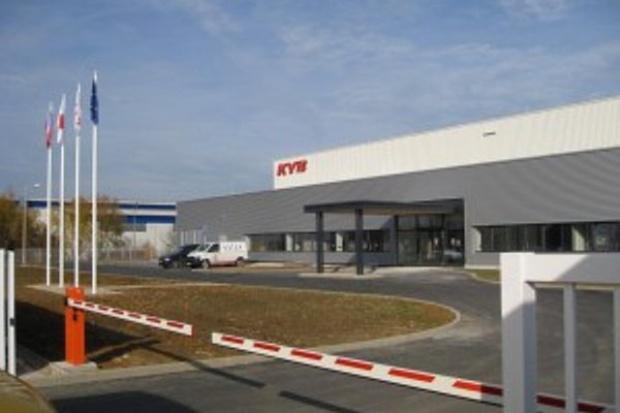 KYB ma nową fabrykę w Czechach
