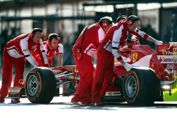 Pirelli dostawcą Formuły 1 na kolejne lata