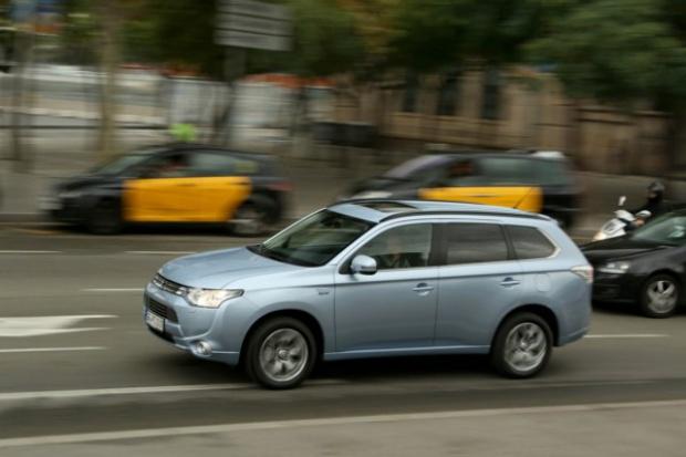 Mitsubishi realizuje ambitny plan dotyczący e-pojazdów