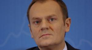 """Tusk: ostrożne działania w ograniczaniu """"śmieciówek"""""""