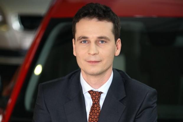 Mariusz Nycz dyrektorem sprzedaży i marketingu Volvo Auto Polska