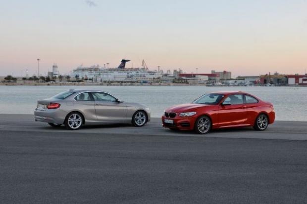BMW świętuje premierę serii 2 Coupe