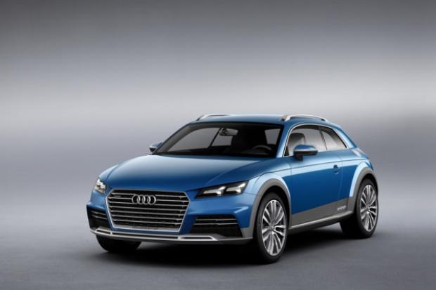 W oczekiwaniu na nowe Audi TT