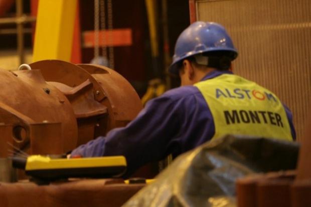 Alstom: portfel topnieje, zwłaszcza w energetyce konwencjonalnej