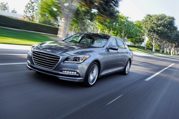 Hyundai przygotowuje nowy model Genesis dla Europy