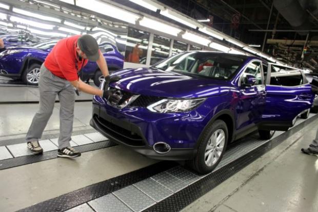 Nowy crossover Nissana w europejskiej produkcji