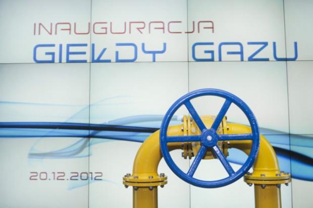 """Pierwszy rok """"gazu"""" na TGE udany"""