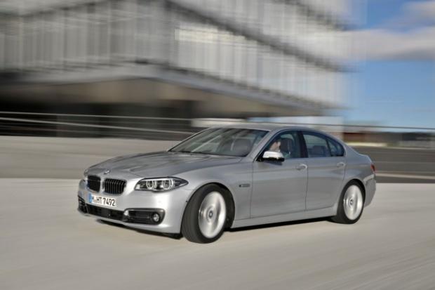BMW 5 najchętniej wybierane przez biznesmenów?