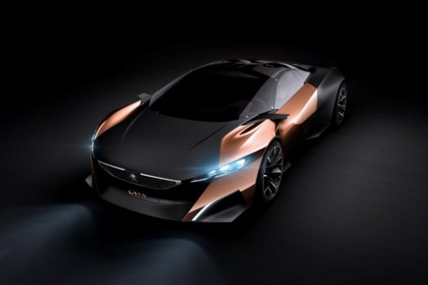 Peugeot pokaże nowy kierunek