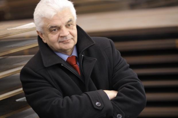 J. Bernhard, Stalprofil: zużycie stali powinno rosnąć