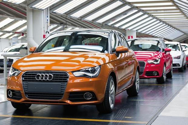 Plany rozwojowe Audi w Polsce