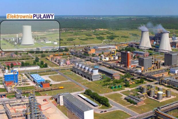 Cztery oferty na Elektrownię Puławy