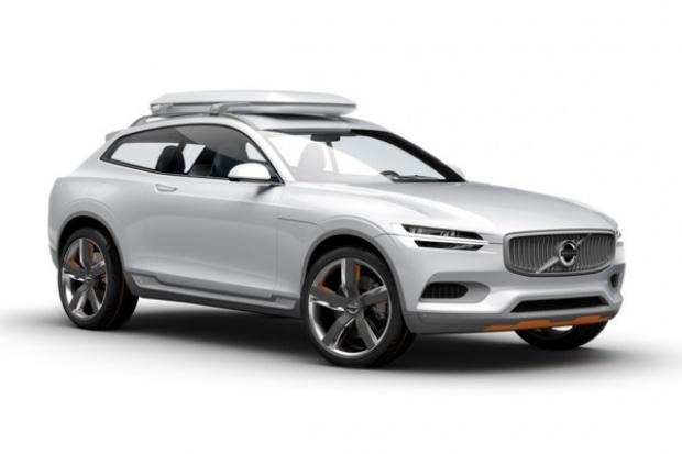 Volvo Concept XC Coupe doceniony przez świat designu