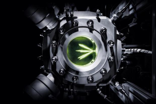 e-paliwo Audi w szklanym silniku