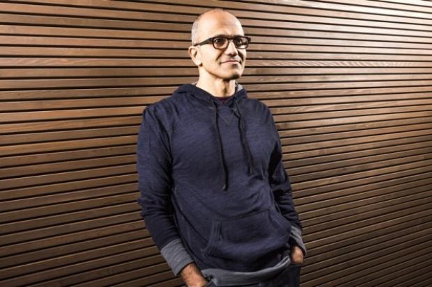 Satya Nadella nowym szefem Microsoftu