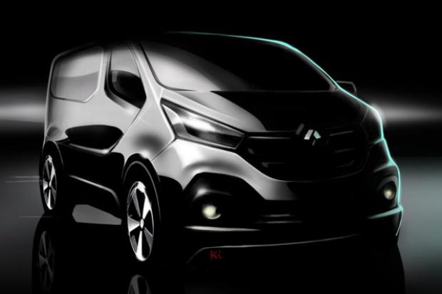 Pierwszy rzut oka na nowe Renault Trafic