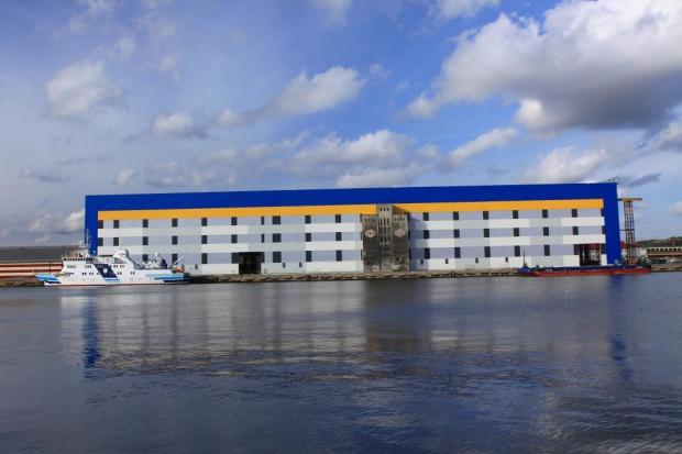 Vistal Gdynia rozpoczął produkcję w nowej hali