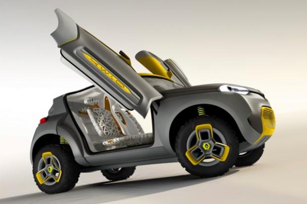 KWID CONCEPT - nowa wizja Renault
