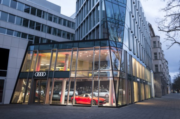 Co to jest Audi City Berlin?
